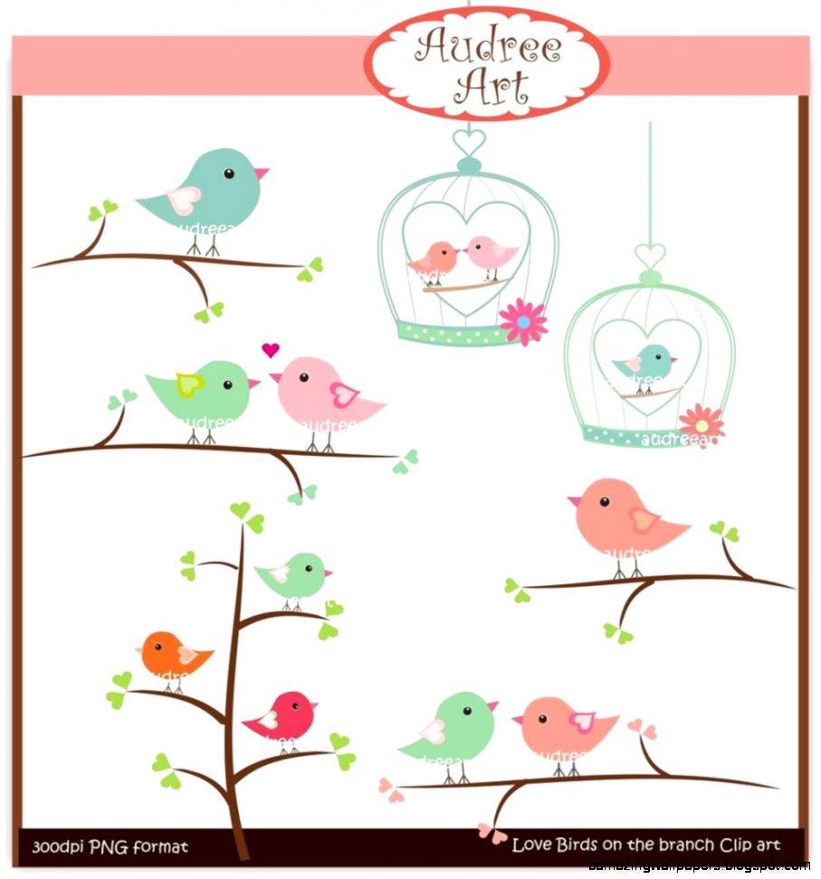 Bird Clip art valentin...