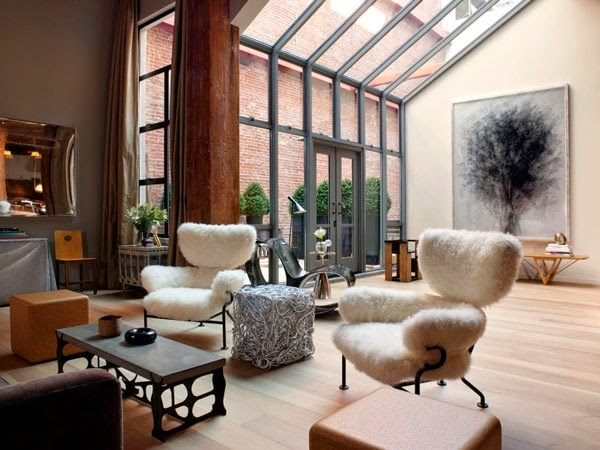 Decotips decorar con new york style virlova style for Muebles industrial loft