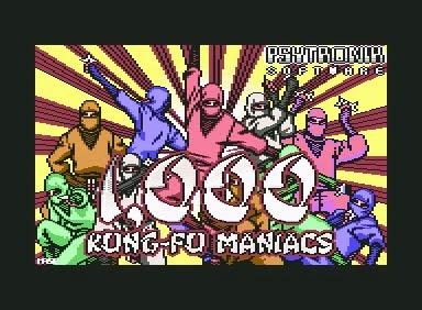 Impresiones con Kung-Fu Maniacs Trilogy para C64