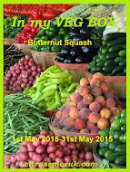 In my VEG BOX~ Butternut Squash