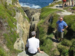 duncans cove rocks