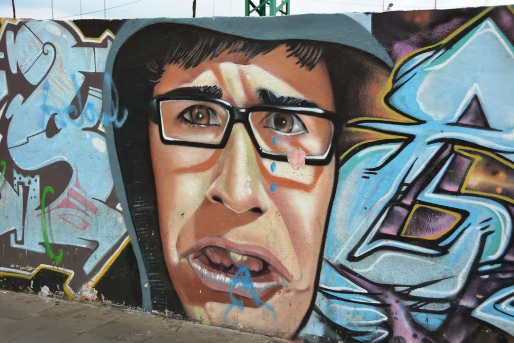 Graffiti Santa Cruz Tenerife