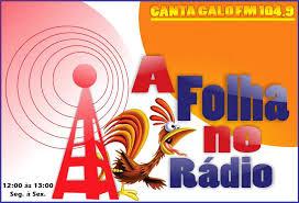 Ouça o Programa A Folha no Rádio