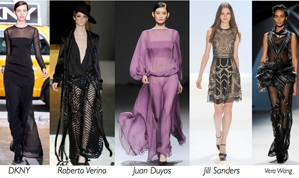 tendencias transparencias