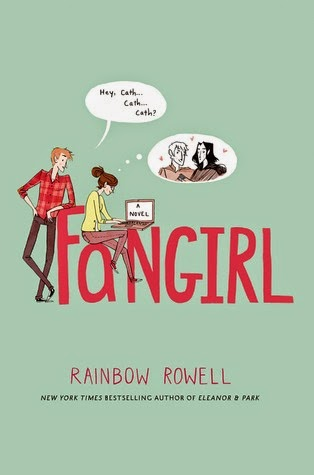 Fangirl - Rainbow Rowell