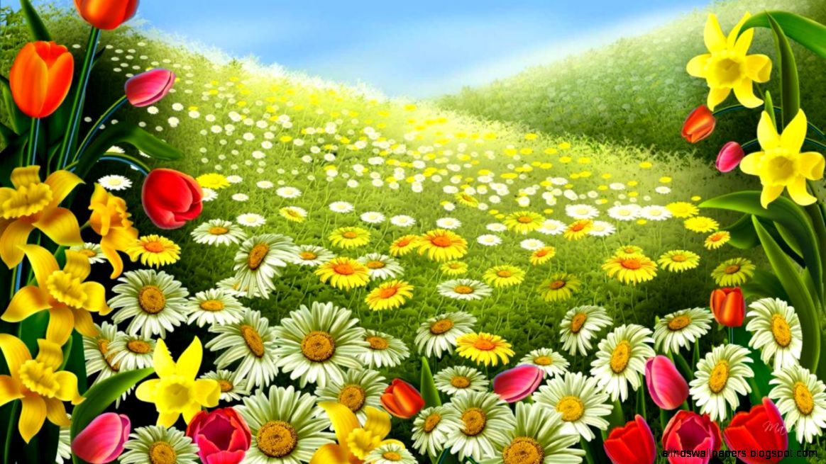 Spring Flowers Wallpapers Free   Wallpaper Cave