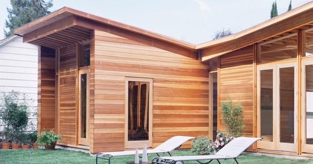 Hermosa casa en madera ideas para decorar dise ar y - Disenar tu casa ...