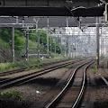 線路,原宿駅より〈著作権フリー無料画像〉Free Stock Photos