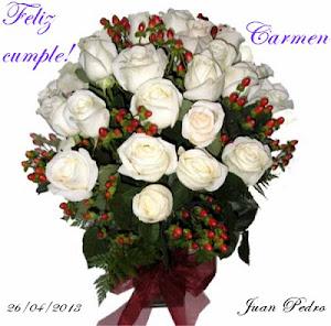 Gracias Juan Pedro