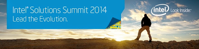Intel Solutions Summit 2014