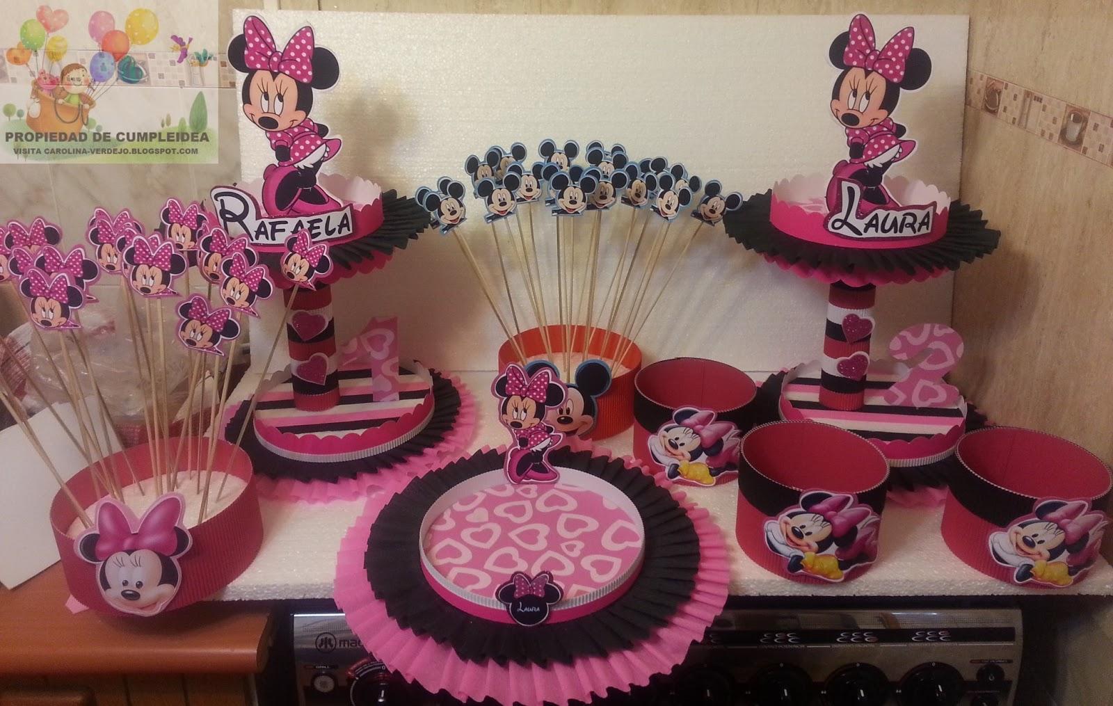 Pin mickey minnie decoracion goma eva rodent bebe pictures - Decoracion de bebe ...