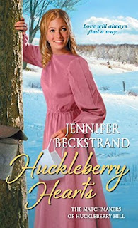 Heidi Reads... Huckleberry Hearts by Jennifer Beckstrand