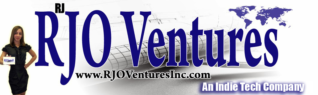 RJO Ventures, Inc./Indie/Tech Company/Digital Marketing/Web Development/Graphic Design/Multimedia