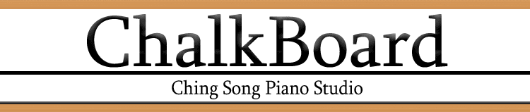 Ching Song Piano Studio