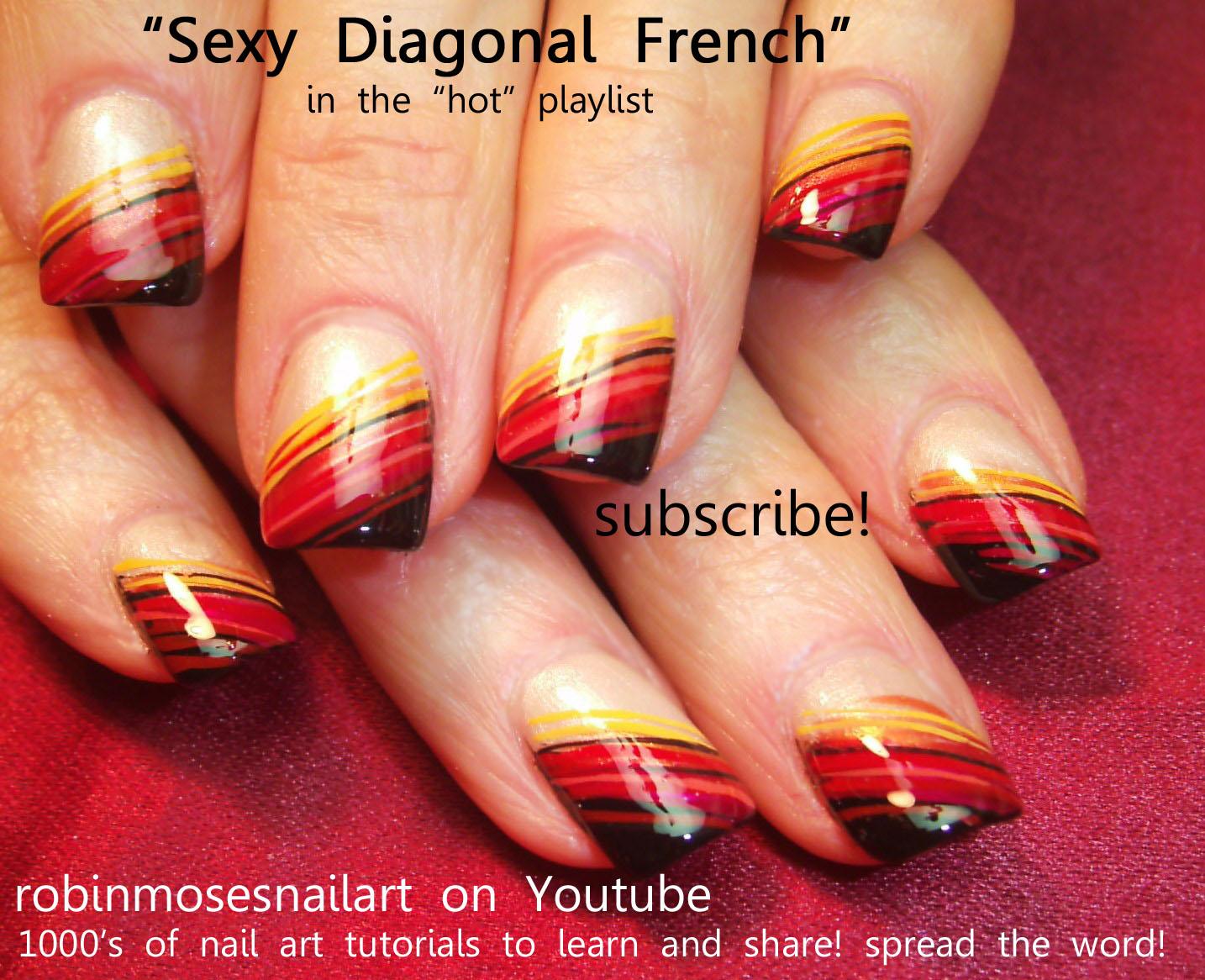 Nail Art Design: caviar nails, caviar nail technique, caviar french ...