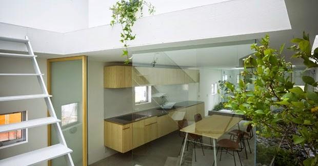 taman dalam rumah minimalis inspirasi tanpa batas