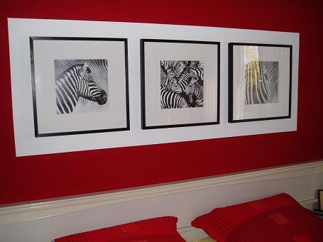 Ideas novedades trucos y consejos en enmarcaci n - Dormitorios blanco y negro ...