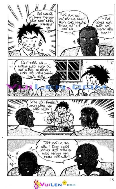Jindodinho - Đường Dẫn Đến Khung Thành III  Tập 47 page 19 Congtruyen24h