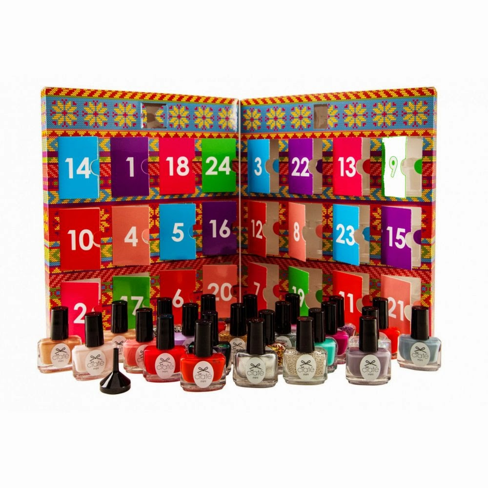 Beauty Advent Calendar\'s STILL AVAILABLE! - Chocolate & Lipstick