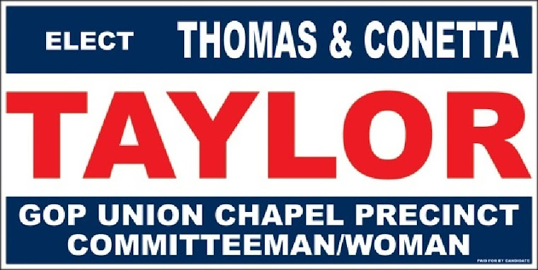 Vote for Thomas & Conetta Taylor