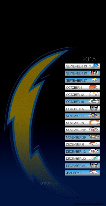 2015 NFL Schedule Wallpapers   Page 7 of 8   NFLRT