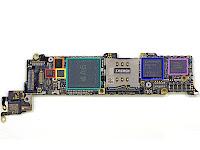 Apple-Hynix-16+GB)-NAND-flash-Elpida-memory-MCP