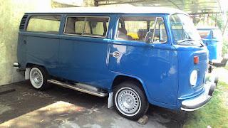 DIJUAL VW KOMBI 1977