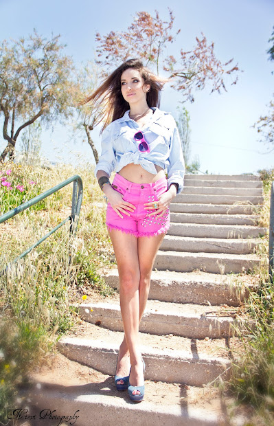 Vintage levis handmade shorts!!  clothes and Style : Mirketa Vidali