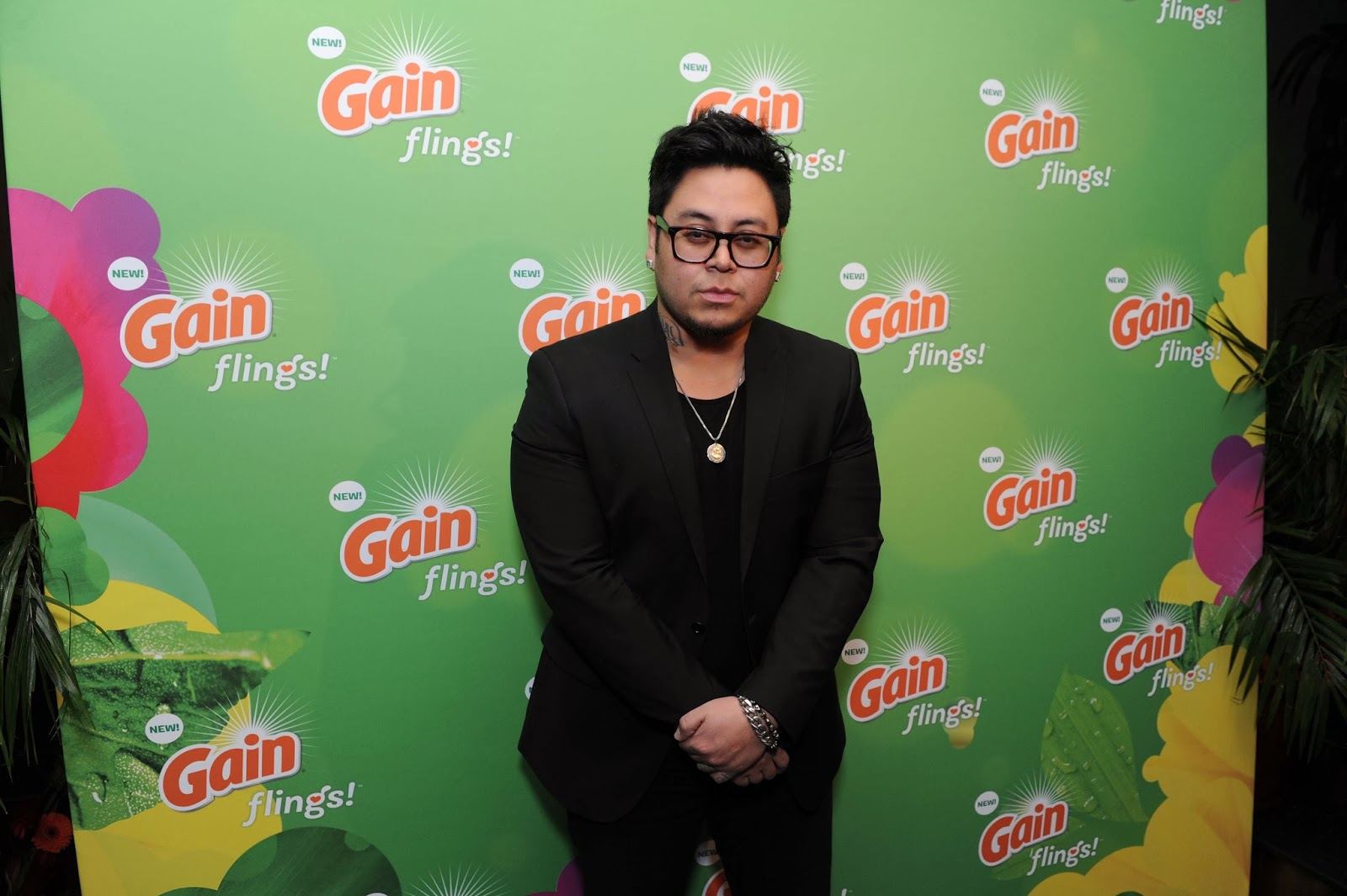 YouTube Sensation, Andrew Garcia, Empire Hotel New York City, Gain Flings Event