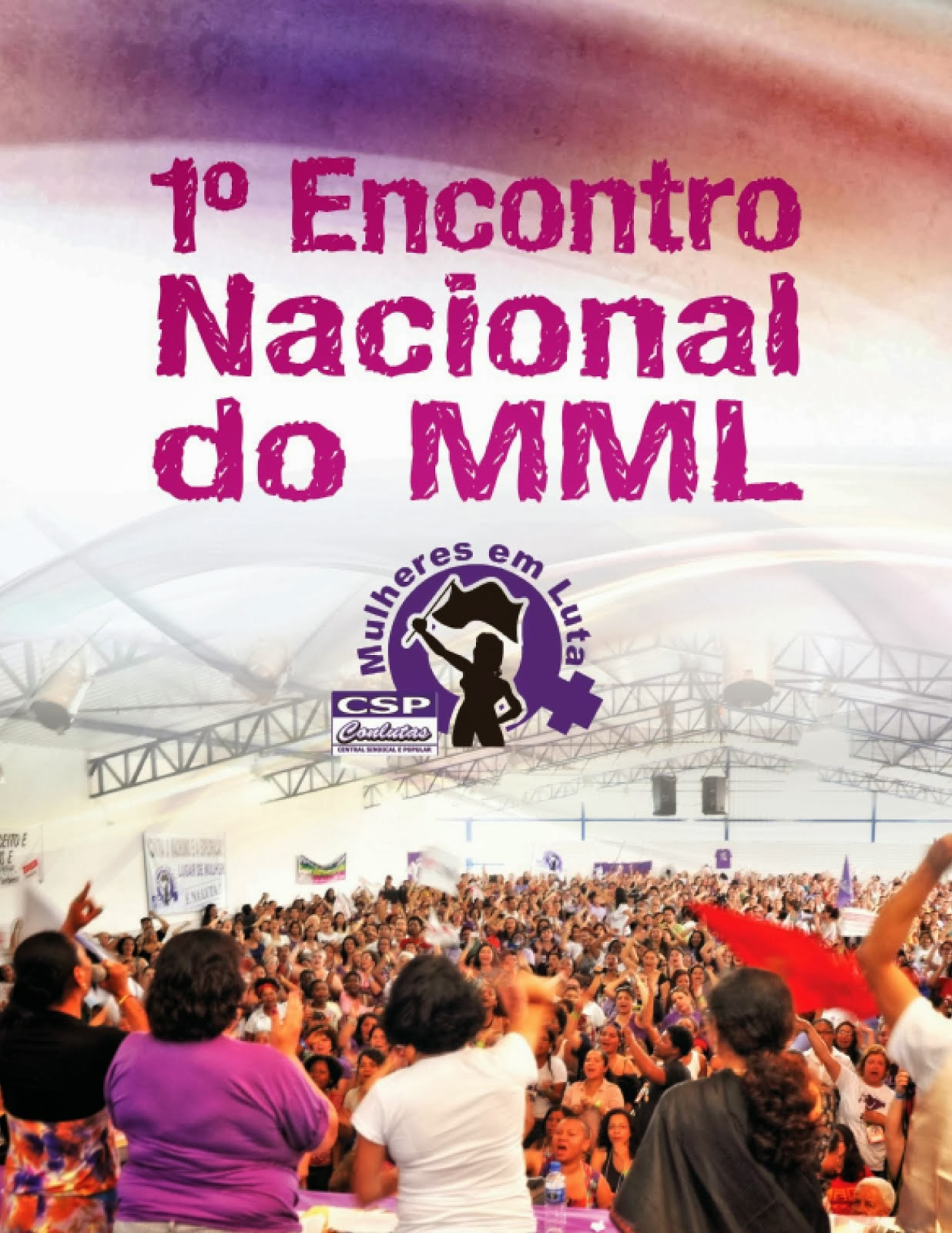 Chegou a Revista do 1º Encontro Nacional do MML