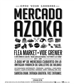 MERCADO AZOKA OPEN YOUR GANBARA