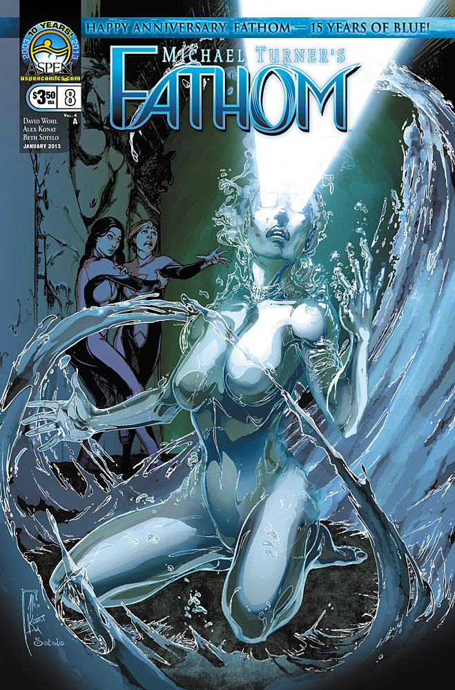 Preview: Fathom #8