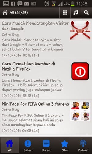 Download APK Zetro Blog Gratis!
