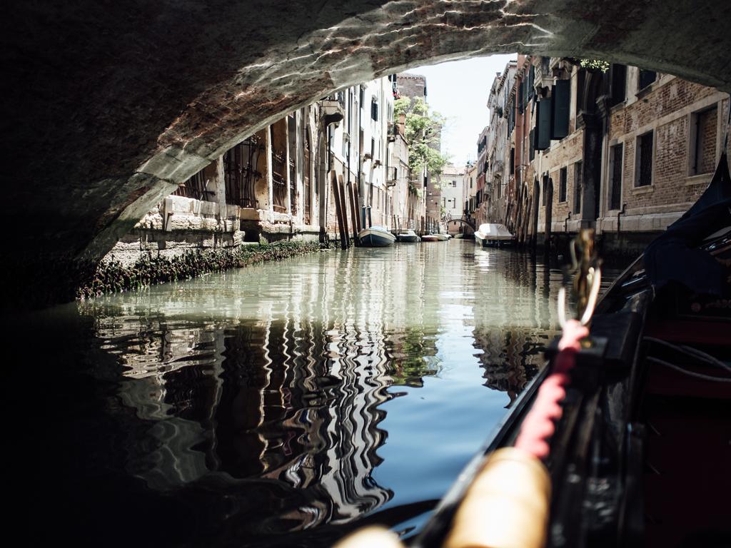 Venice Visual Diary - Gondola Living
