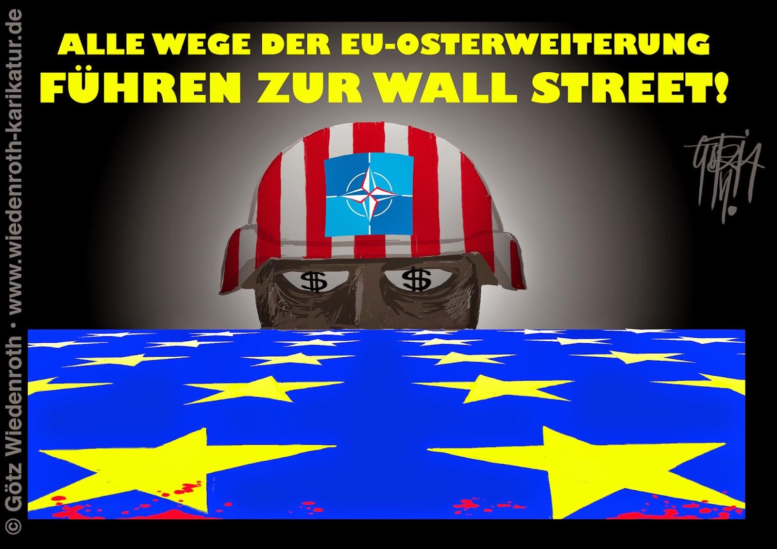 Die NATO und der Geburtstag, auf den man lieber verzichtet hätte