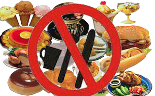 Makanan pantangan untuk penderita darah tinggi hipertensi