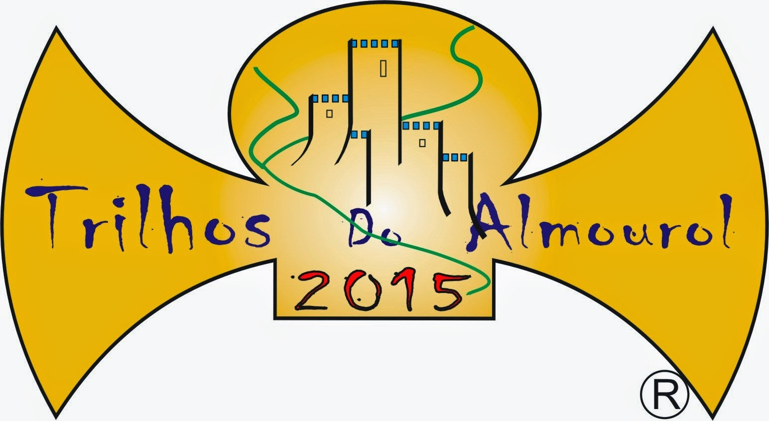Trilhos de Almourol 12 de Abril 2015