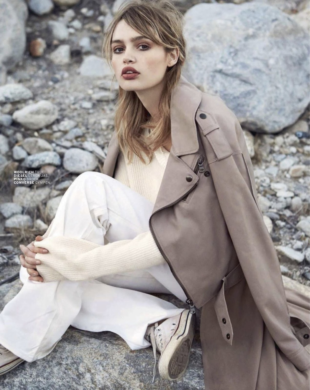 L'Officiel Netherlands June/July 2013 via www.fashionedbylove.co.uk