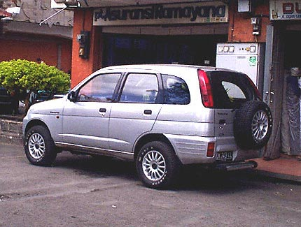 Photo of Modifikasi Mobil Taruna