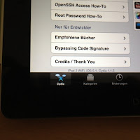 iPad to jailbreak 3
