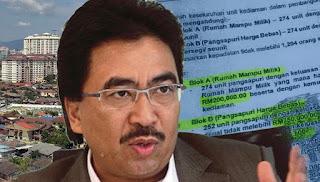 RM500,000 dikategori rumah mampu milik di KL