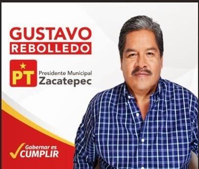 GUSTAVO REBOLLEDO HERNANDEZ