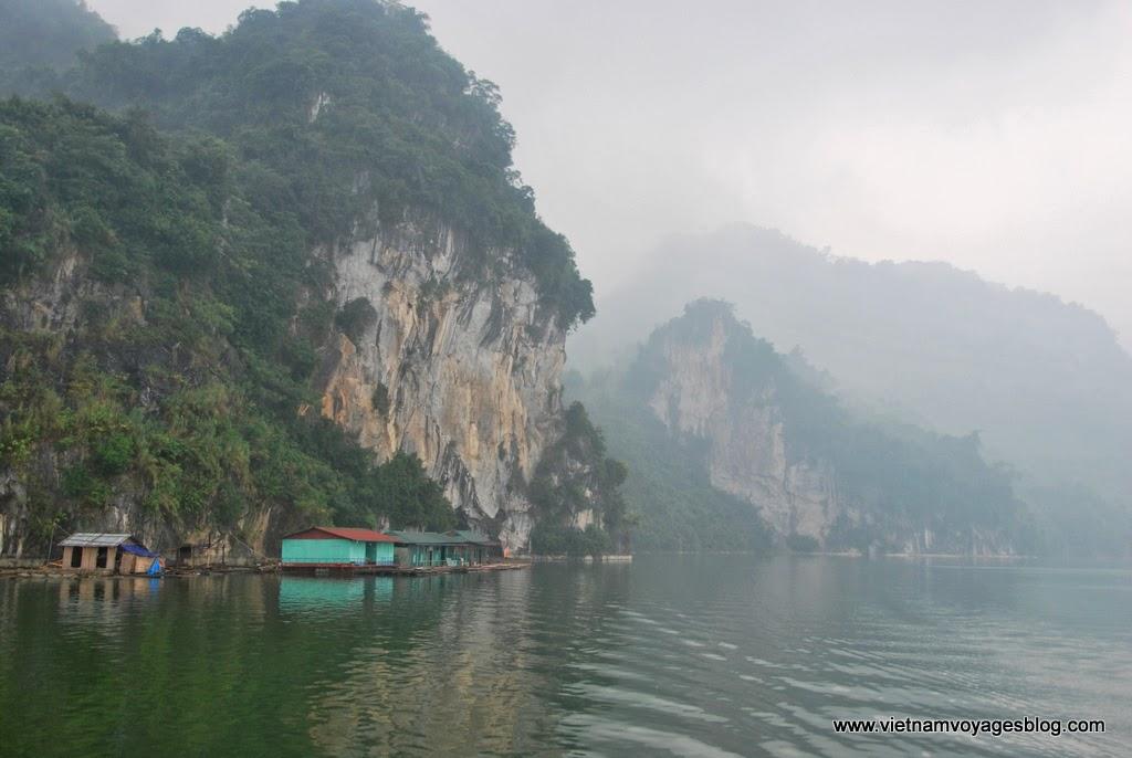 Du lịch Hồ Thung Nai ở Hòa Bình