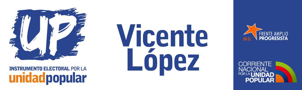Unidad Popular Vicente López en Frente Amplio Progresista