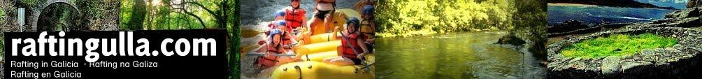 Rafting río Ulla - Empresas de rafting río Ulla