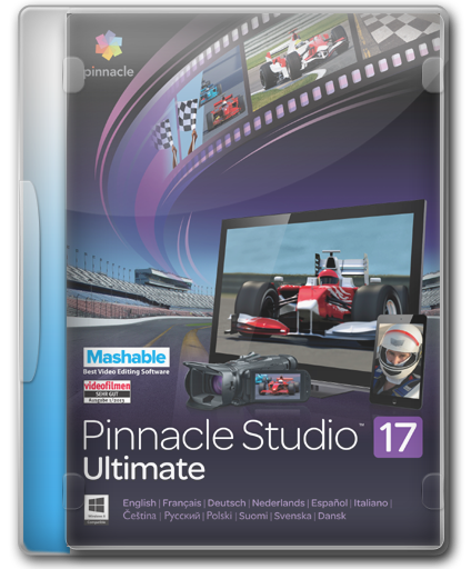 Pinnacle studio ultimate 17 4 preactivated for Pinnacle studio templates