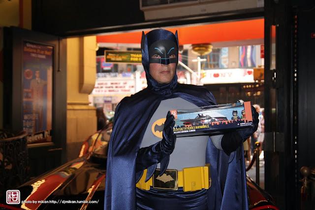 IMG 0584M Mezco Batman Mez Itz Event 2013