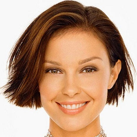Attractive Hairstyles For Short Hair And Famous Ashley Judd Style My Own Hairstyles