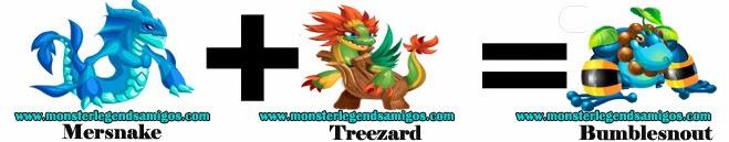 como obtener el monster bumblesnout en monster legends formula 1