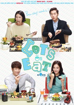 Let's Eat 2013 poster